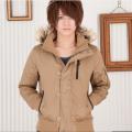 綿ツイルN-3Bジャケット(ベージュ)
