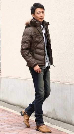 ジャケット シャツ カーディガン1