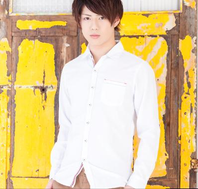 長袖 シャツ(ホワイト