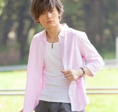 オックス七分袖シャツ(ピンク)