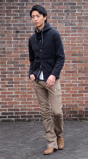 ジャケット シャツ パンツ