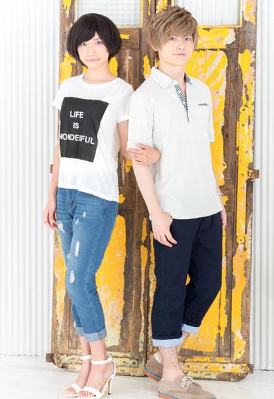 ポロシャツ×クロップドパンツ(2点セット)