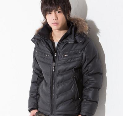 温式リアルファージャケット(ブラック)