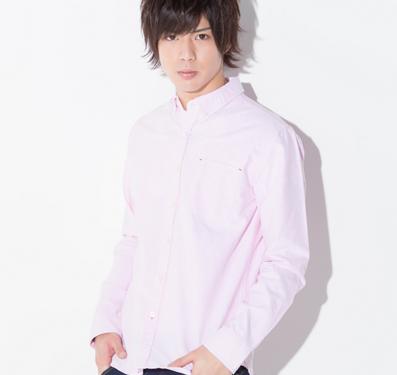 オックス長袖シャツ(ピンク)