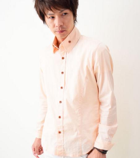 Dコレクション ボタンダウンシャツ