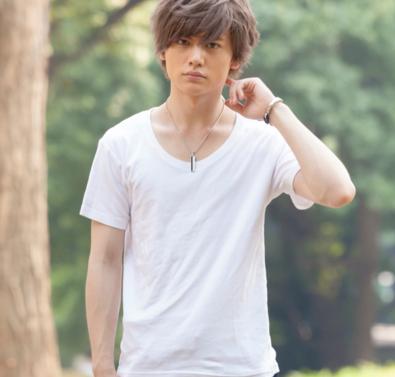 半袖無地Tシャツ(ホワイト)