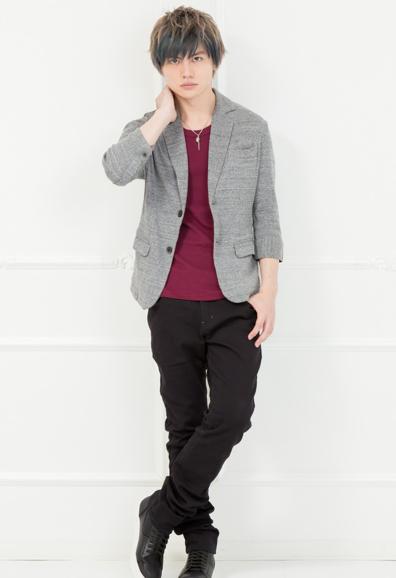 七分袖テーラードジャケット×ラグラン半袖Tシャツ×スキニーパンツ(3点セット)